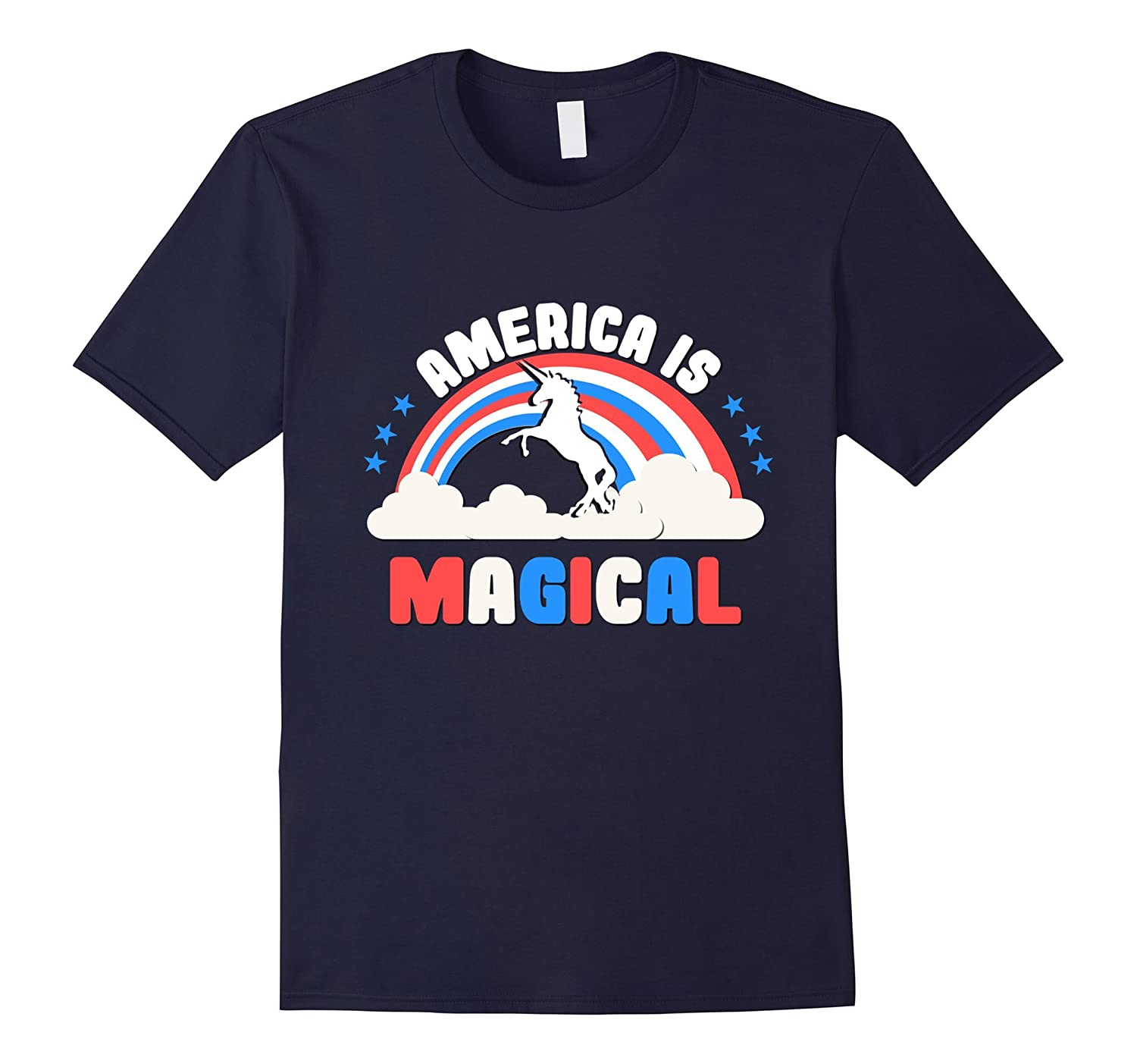 America is Magical T-Shirt-PL