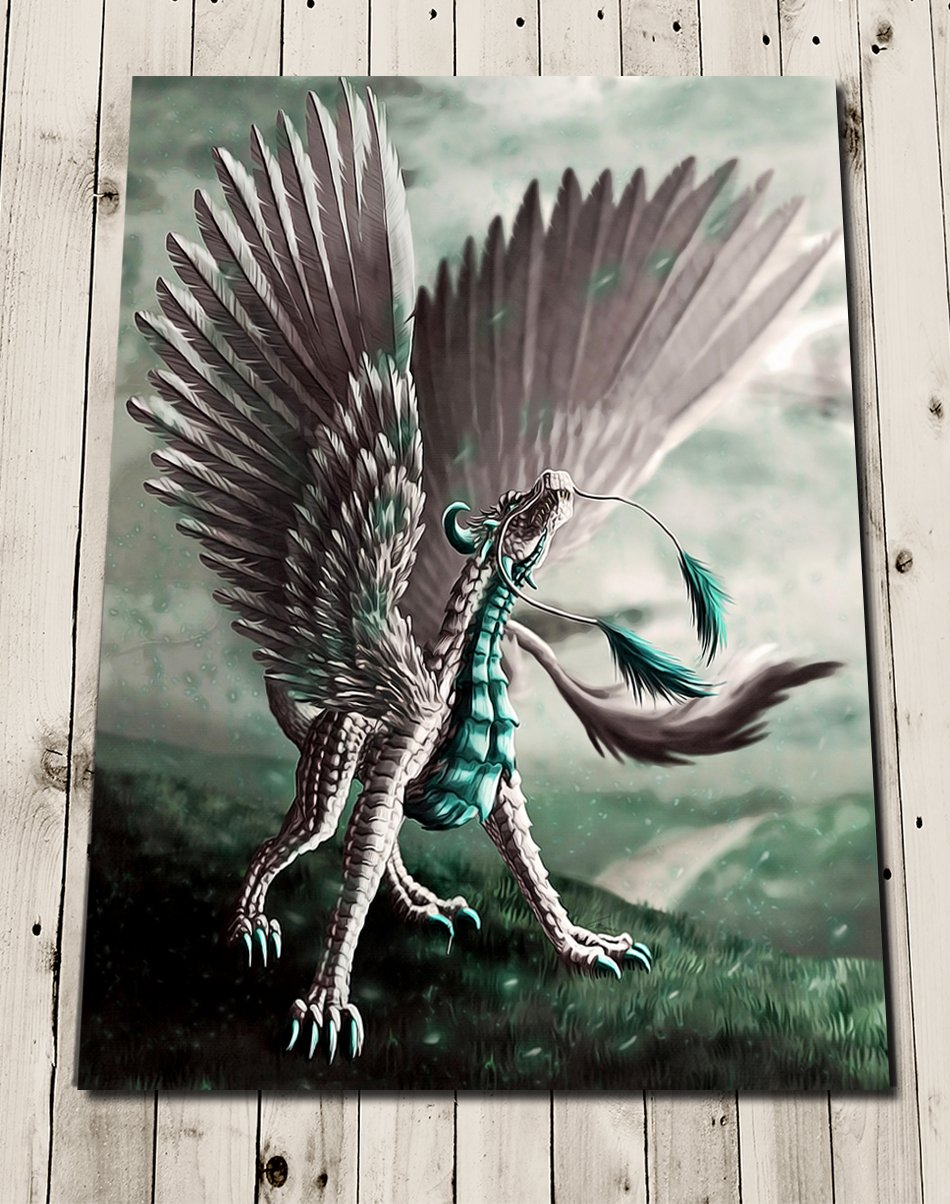 Fantasy Art Mythical Creatures