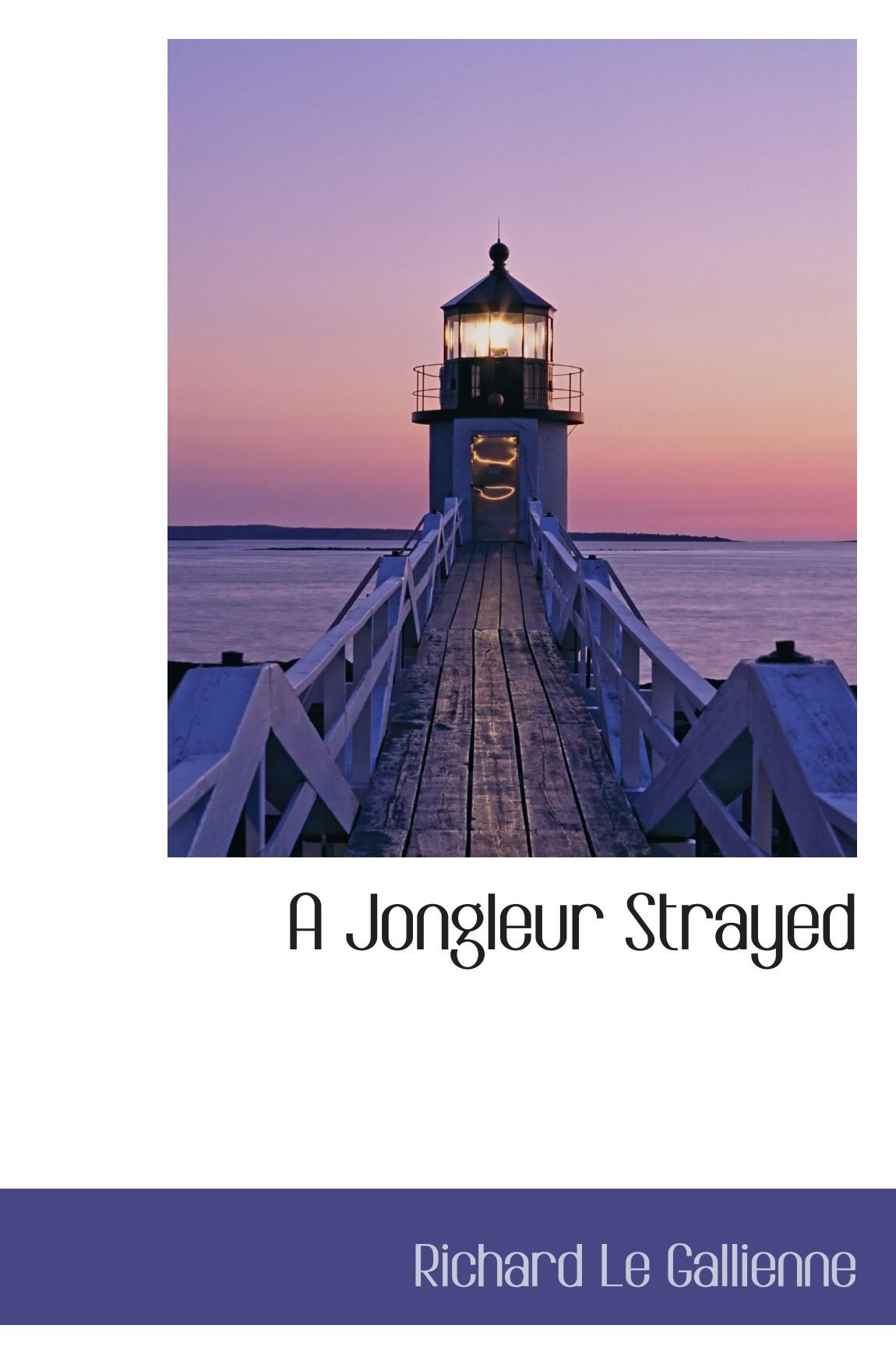 Download A Jongleur Strayed pdf epub