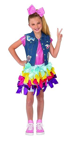 11ecf10973e Girls JoJo Siwa Bow Dress Costume  Amazon.ca  Toys   Games