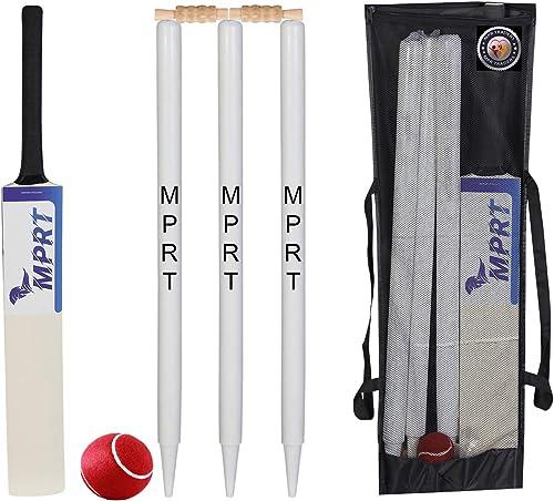 4. MPRT Wooden Cricket Kit