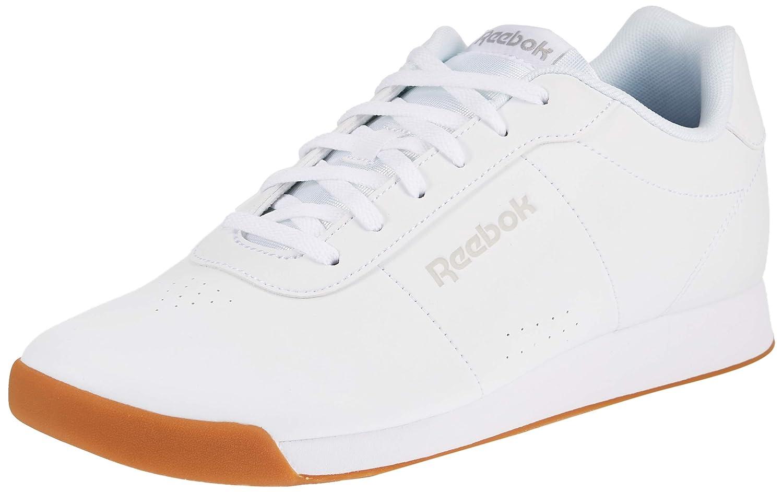 Blanc (blanc Steel Gum 000) Reebok Royal Charm, Chaussures Multisport Indoor Femme 38 1 3 EU