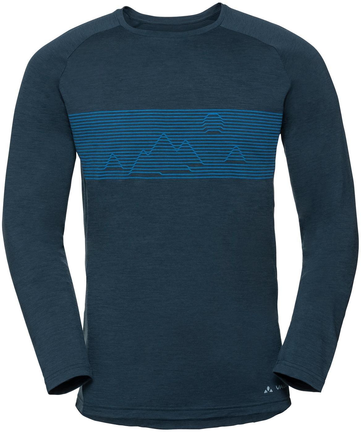 Vaude Herren Base Ls T-Shirt