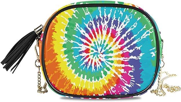 Tie Dye Purse Wallet Coin Purse Hippy Festival Boho Purse