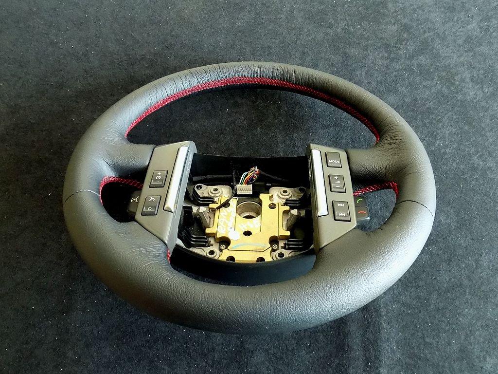 Amazon.com: Land Rover Range Rover Sport 2005-13 Lenkradbedeckung de RedlineGoods: Automotive