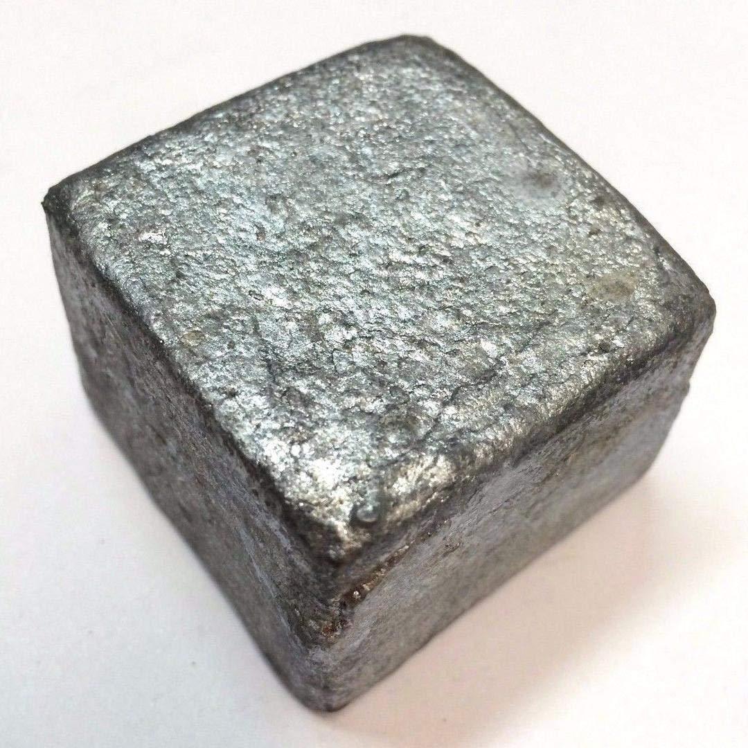 Tellurium Metal 500 Gram Ingot Bar by Unique Metals