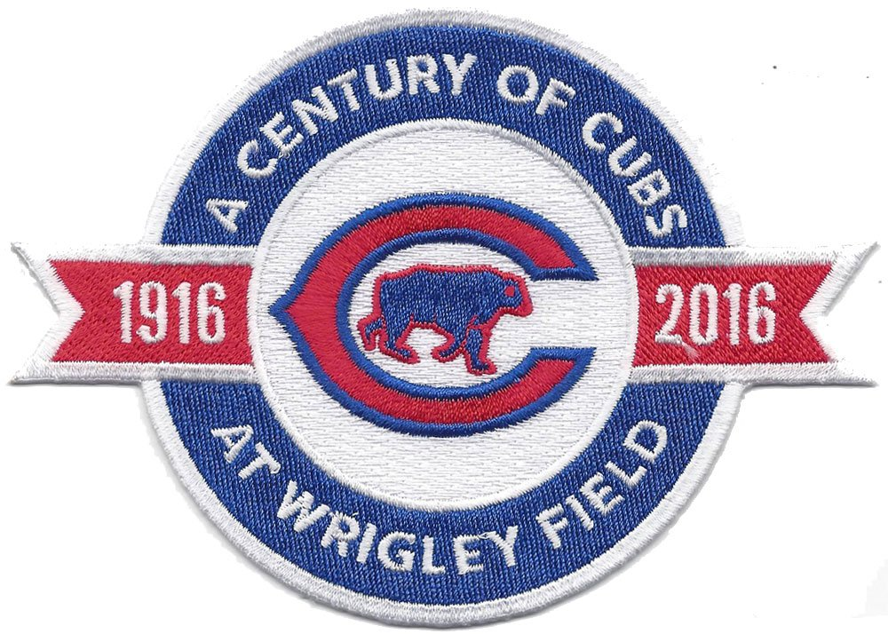 Amazon 2016 Chicago Cubs A Century Of Cubs At Wrigley Field