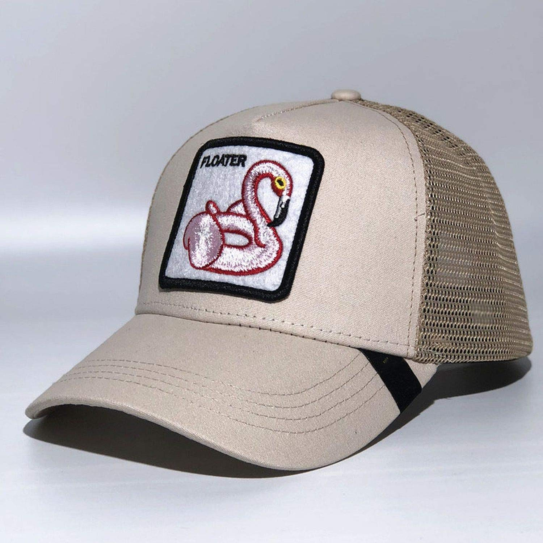 Animal Baseball Cap Men Women Summer Trucker Cap Streetwear Hip Hop Cap Casual Caps Men Mesh Hat