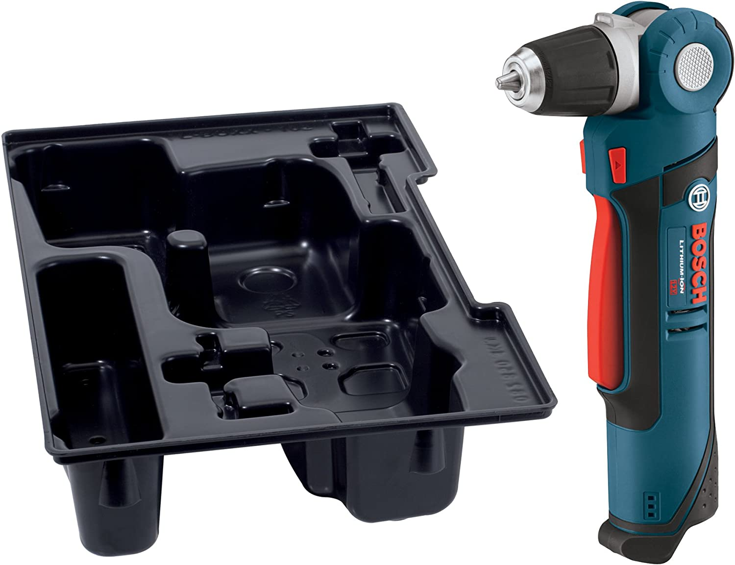 BOSCH PS11BN 12-Volt Max Lithium-Ion 3/8-Inch Right Angle Drill/Driver