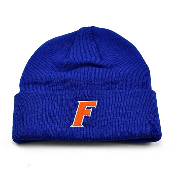3e6b87405 Florida Gators Official NCAA One Size Simple Cuffed Knit Beanie Hat