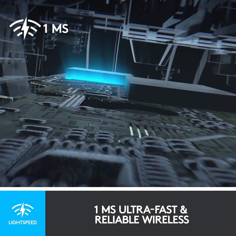 Logitech G903 Lightspeed Wireless Gaming Mouse ultra fast