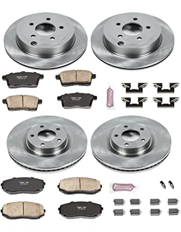 Autospecialty (KOE2829) 1-Click OE Replacement Brake Kit