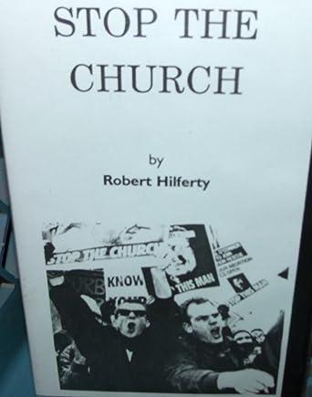 Amazon com: Stop the Church [VHS]: Robert Hilferty: Movies & TV