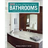 Bathrooms, Revised & Updated 2nd Edition: Complete Design Ideas to Modernize Your Bathroom (Creative Homeowner) 350 Photos; P