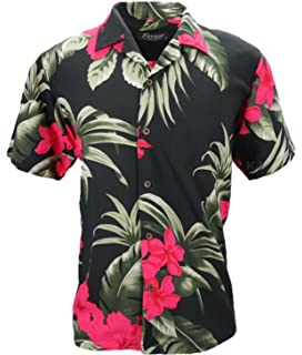 0d9135fd49d9 Fun and Funky Hawaiian Button Down Short Sleeved T Shirts for Men in ...