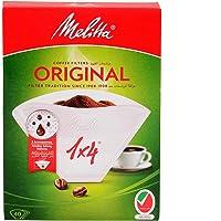 فلاتر القهوة الاصلية من ميليتا - 40 فلتر