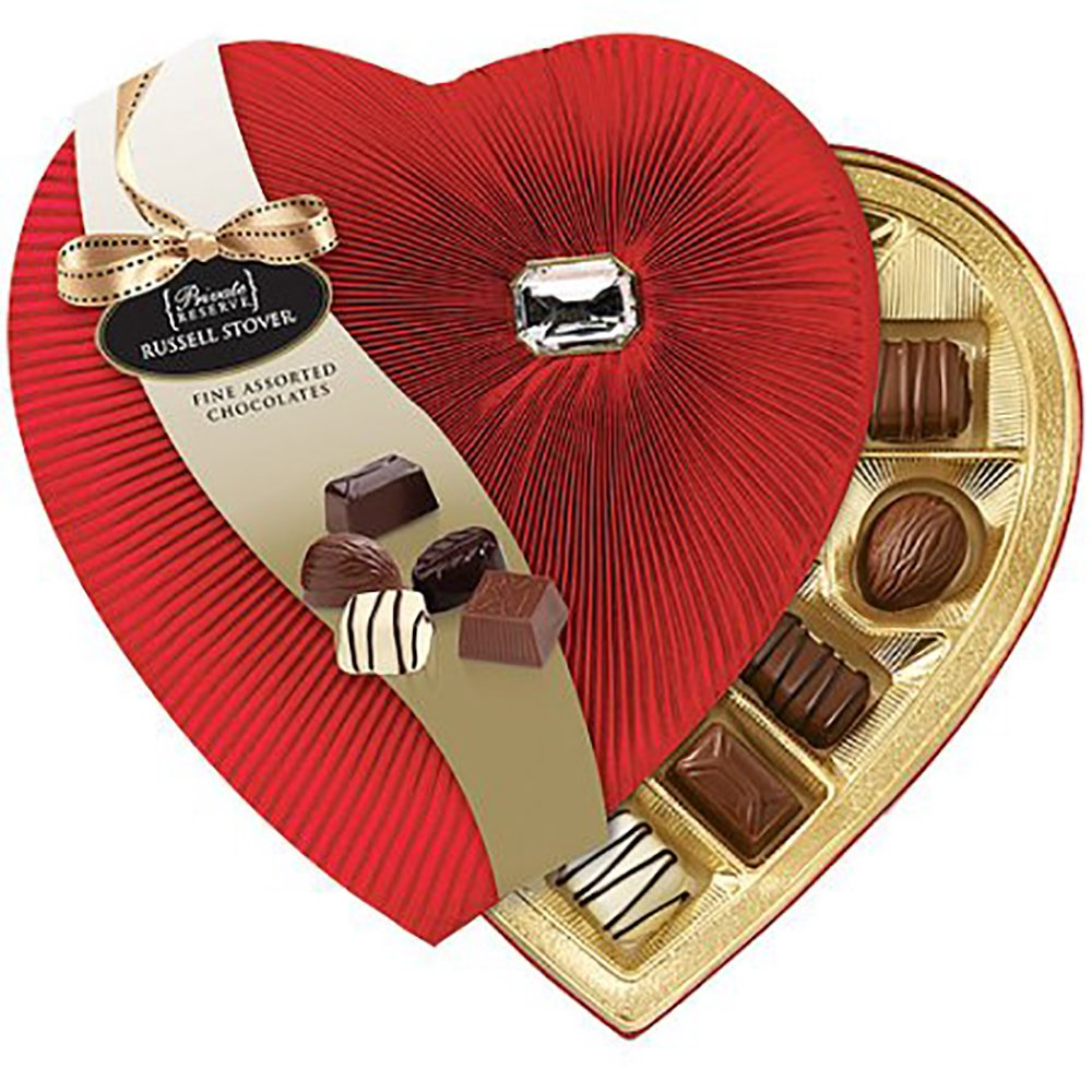 Amazon.com : Russell Stover Chocolates Private Reserve Assorted ...