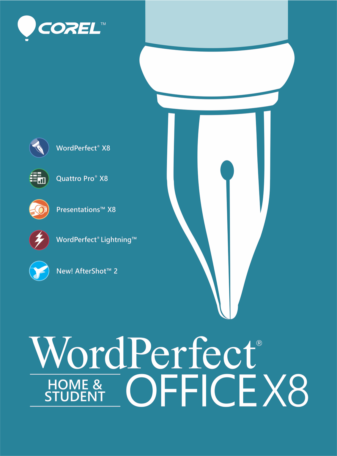 WordPerfect Office Home Student Download