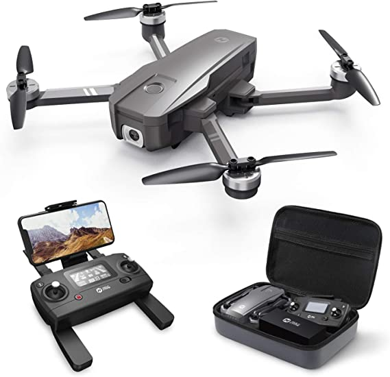 Holy Stone HS720 Foldable GPS Drone with 4K UHD Camera for Adults