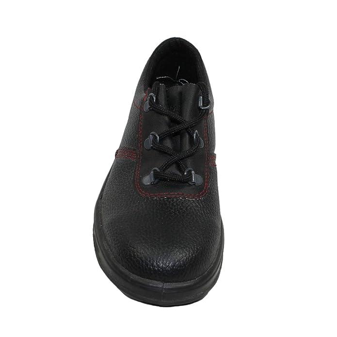 Iturri - Calzado de protección de Piel para hombre Negro negro, color Negro, talla 39