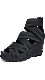 Choose SZ//Color. 1726731 Sorel Womens Joanie Lace Wedge Sandal
