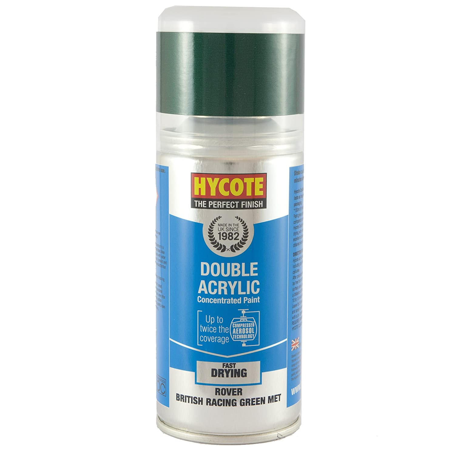 HYCOTE - HYCOTE Rover British Racing Green (Metallic) 150ml - XDRV302