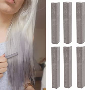 Amazon Com Smokey Grey Hair Dye Hair Friendly Dim Grey Hair Color