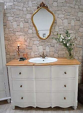 País & Amor de Muebles de baño GmbH carmila: rústico de Lavabo,