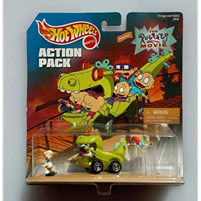 Hot Wheels Action Pack The Rugrats Movie Set/1 of 7 in Series: Toys & Games