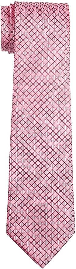 Retreez - Corbata - Cuadrados - para niño rojo 8-10 Años: Amazon ...