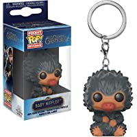 Funko Pop Keychain: Fantastic Beasts 2 Crimes Of Grindelwald, Baby Niffler, Gray