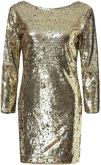 WOMENS GOLD DRAPED METALLIC CUT OUT CLUBBING DRESS GOLD MINI BODYCON DRESS VEGAS