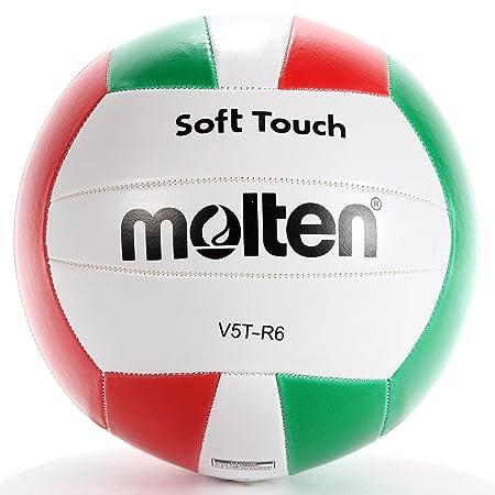 Molten V5t-R6 - Balón de Voleibol Unisex (Talla 5): Amazon.es ...