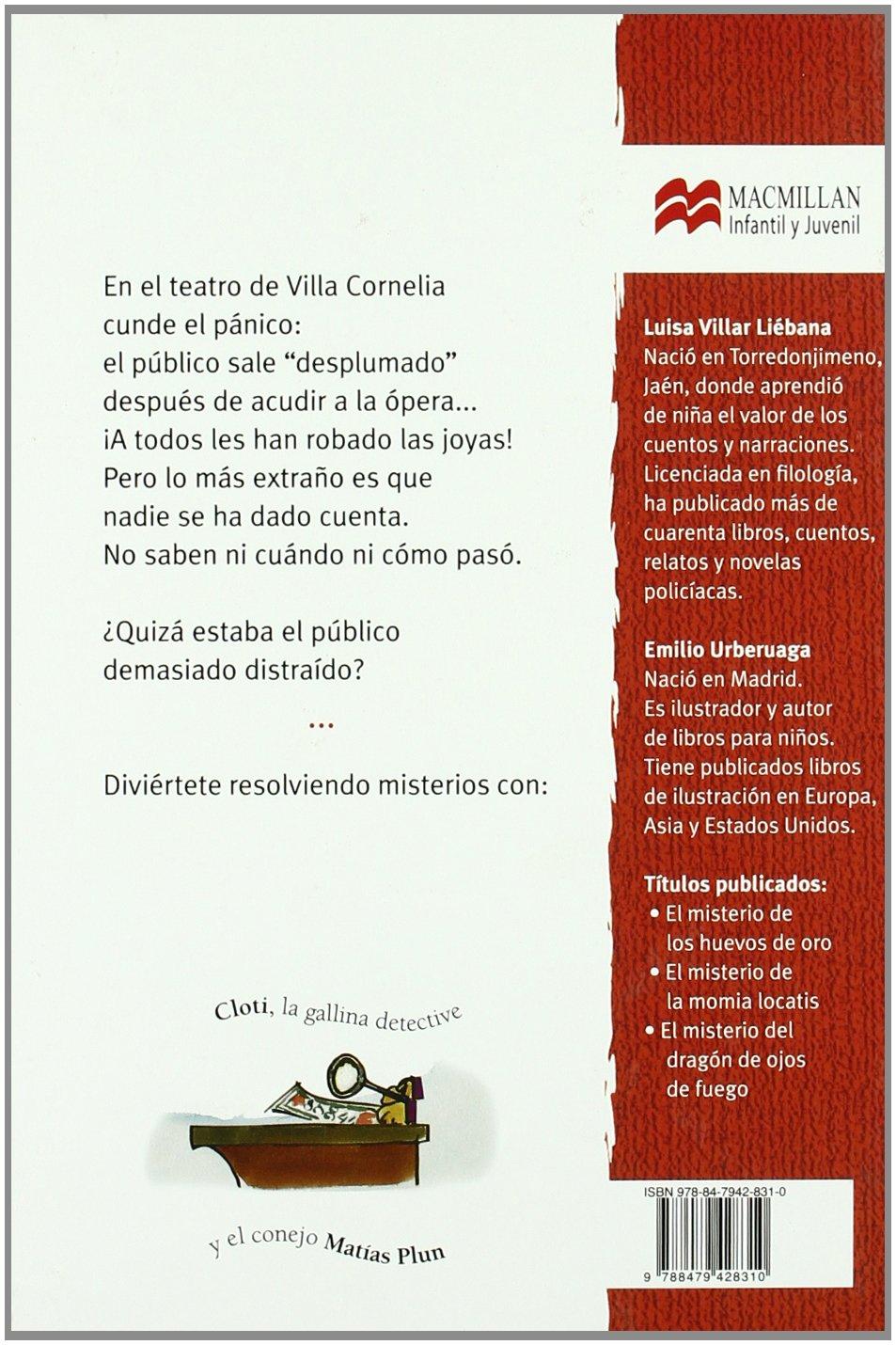El misterio de la flauta mágica (Librosaurio) (Spanish Edition): Luisa Villar Liébana, Emilio Urberuaga: 9788479428310: Amazon.com: Books