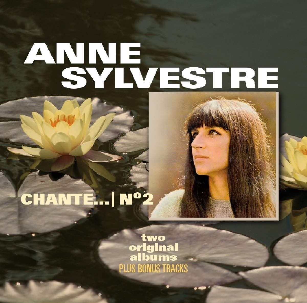 CD : Anne Sylvestre - Chante & No 2 (Holland - Import)