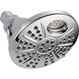 Delta Faucet 75668 Temp2O Shower Head, Chrome