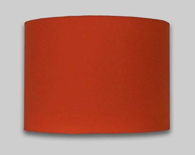 Bright orange drum lampshade 20cm 25cm 30cm 35cm 40cm 50cm 60cm 70cm bright orange drum lampshade 20cm 25cm 30cm 35cm 40cm 50cm 60cm 70cm lamp shade lightshade mozeypictures Choice Image