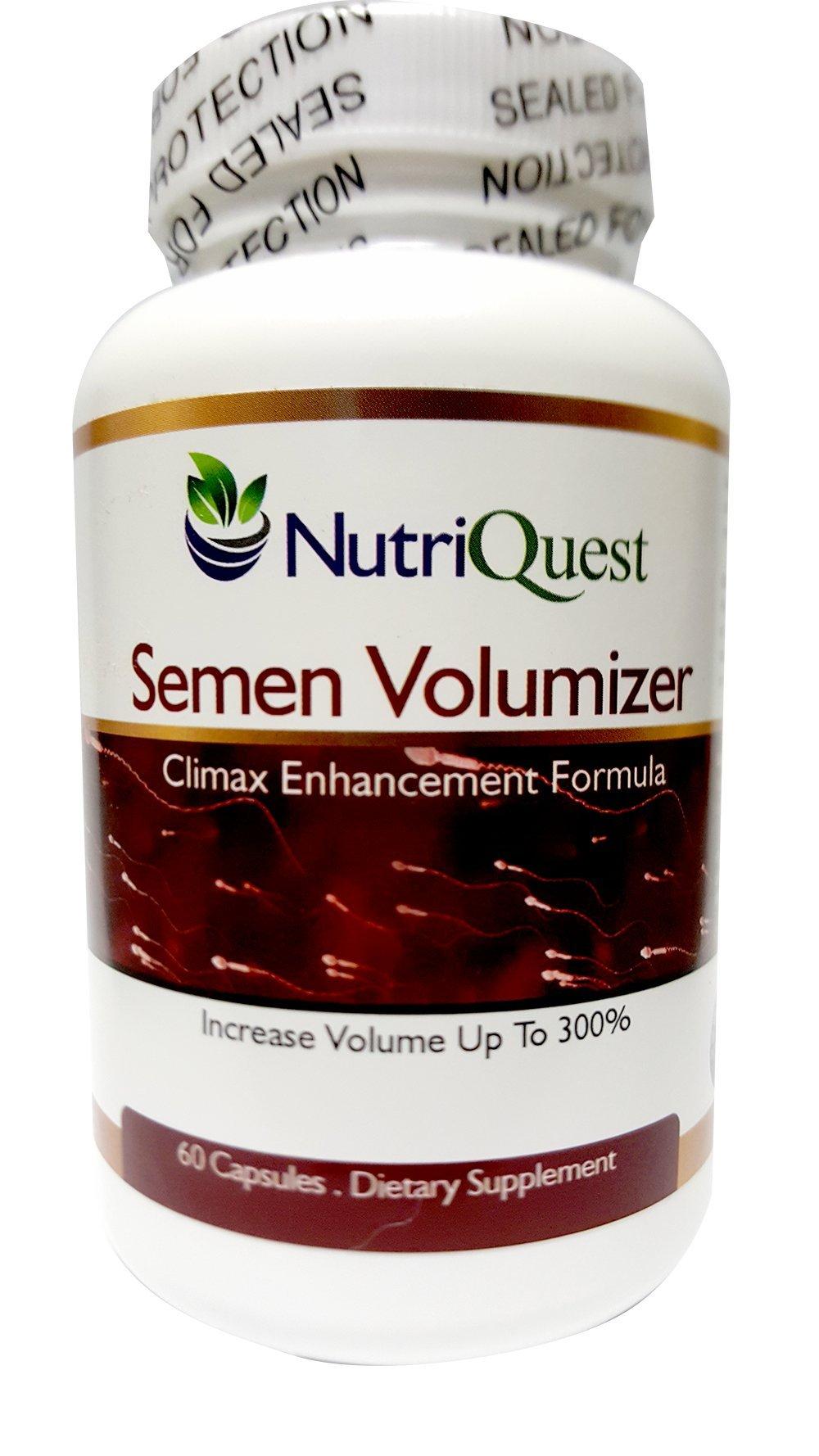 NutriQuest Fertility Supplement - 300% Increase in Volume