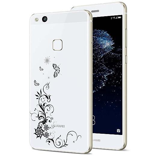 22 opinioni per Huawei P10 Lite Custodia, ocketcase® Morbido Flessibile TPU Gel Silicone Cover