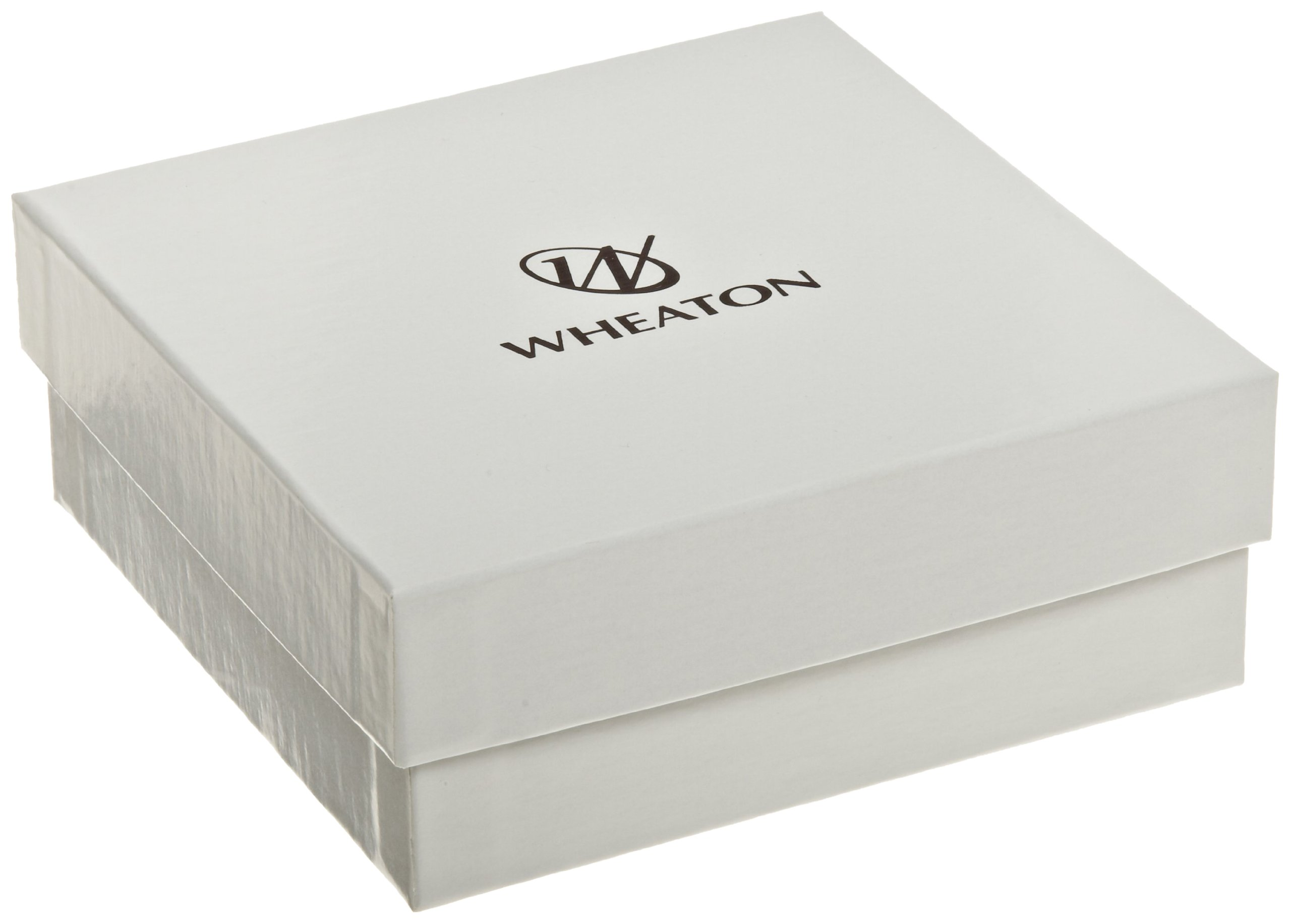 Wheaton W651603 White Chipboard CryoFile Storage Box, 130mm Length x 130mm Width x 52mm Height, For 2mL Cryogenic Vials (Case of 15)