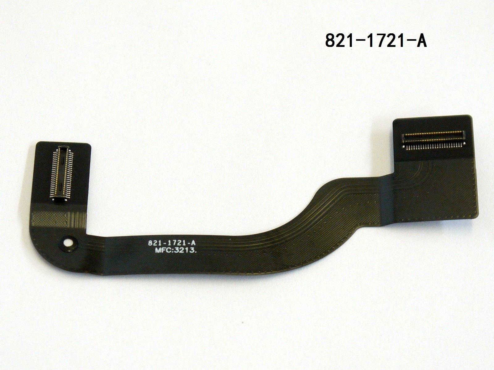 JYLTK New Replacement I/O Board Flex Cable Audio Cable 821-1721-A for Apple MacBook Air 11'' A1465 (Mid 2013, Early 2014, Early 2015)