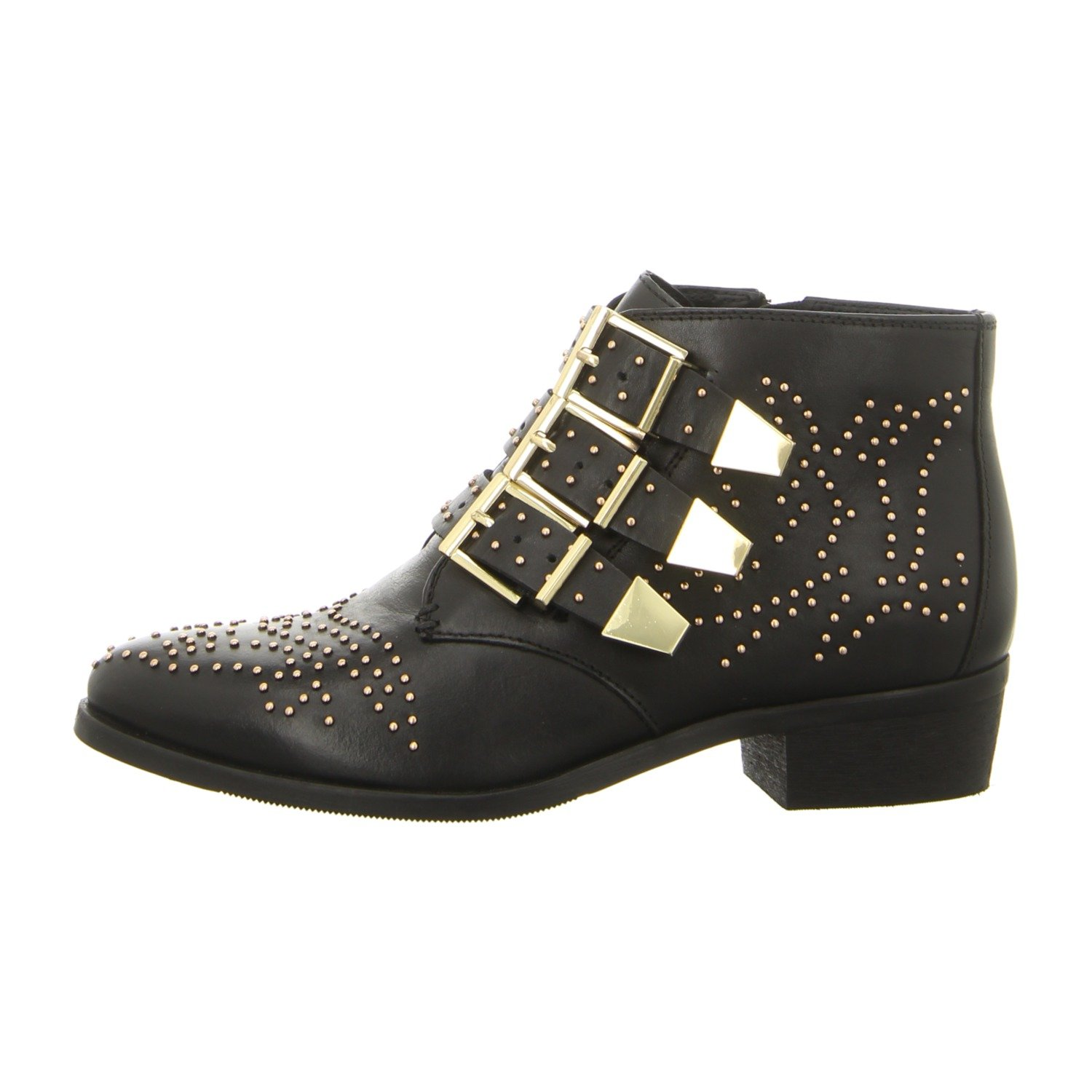Chaussures Canguro noires Fashion fille