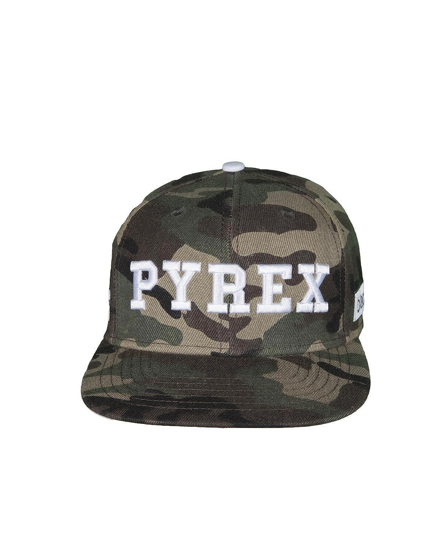 Pyrex Berretto PY7025 Baseball Con Logo  Amazon.fr  Vêtements et accessoires a6b29a2bf96a