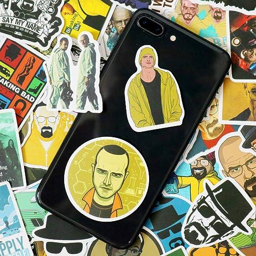 Details about  /50Pcs Breaking bad Stickers DIY Vinyl Decal Laptop Luggage Skateboard Fridge Car