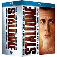 Stallone: Creed + Cobra + Demolition Man + Match retour + Tango & Cash + Assassins + L'expert [Francia] [Blu-ray]