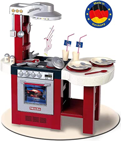 Theo Klein Miele Cucina Gourmet Deluxe, Giocattoli, Multicolore, 9156