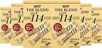 UCC ザ・ブレンド 114 インスタントコーヒー スティック 10P×6個
