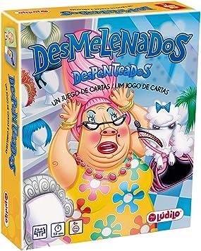 Lúdilo- Desmelenados Cartas y melenas, Mesa para niños,Juegos Infantiles, Multicolor (80457): Amazon.es: Juguetes y juegos