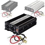 TecTake Spannungswandler Wechselrichter Inverter 12 V auf 230 V - diverse Modelle - (Typ 2 (400977))