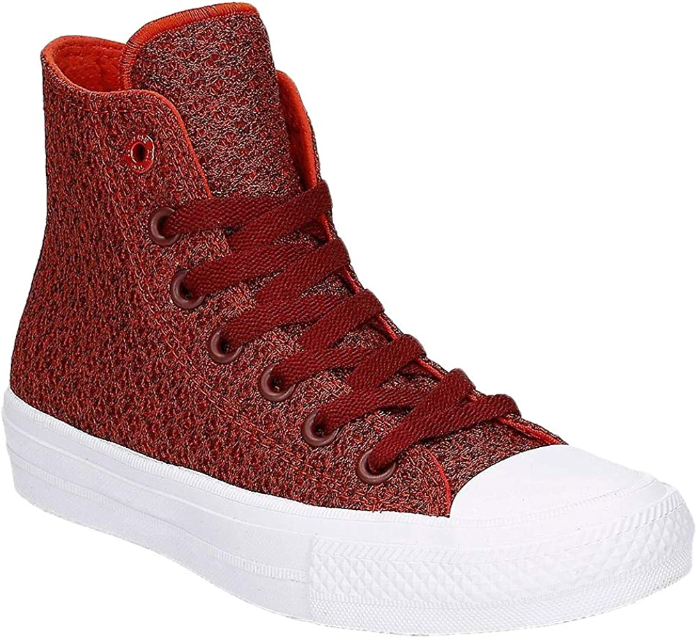 Converse CTAS II HI Shoe (Signal Red